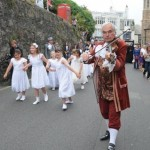 Knill procession