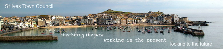 st ives town council cornwall