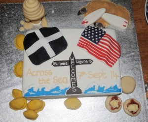 Cake by Cathy's Cakes, St Ives