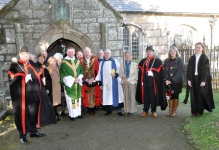 Lelant Feast at St Uny Church 2014