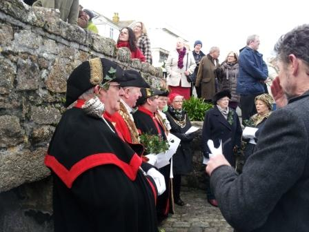 Mayor at the Well