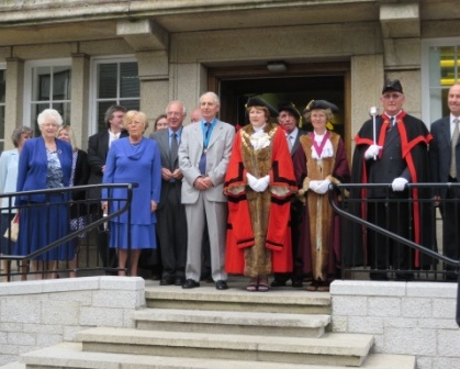 St Ives Town Mayors 1974 to present