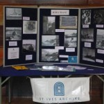 Display provided by St Ives Archive