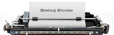 2016 – Agendas and Minutes of meetings