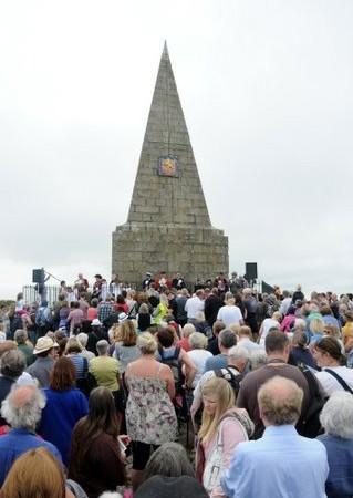 John Knill Celebrations 25 July 2011