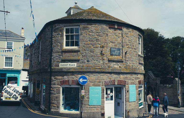 Market House St Ives