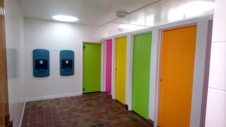 Smeatons Ladies Toilets St Ives