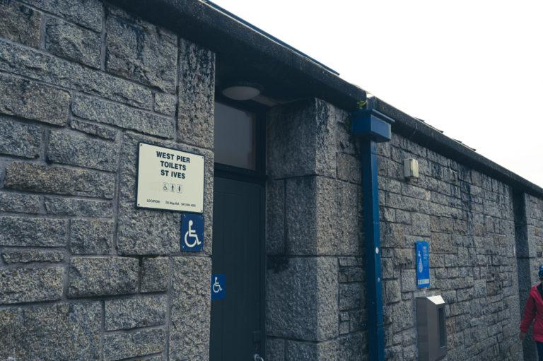 West Pier Toilets