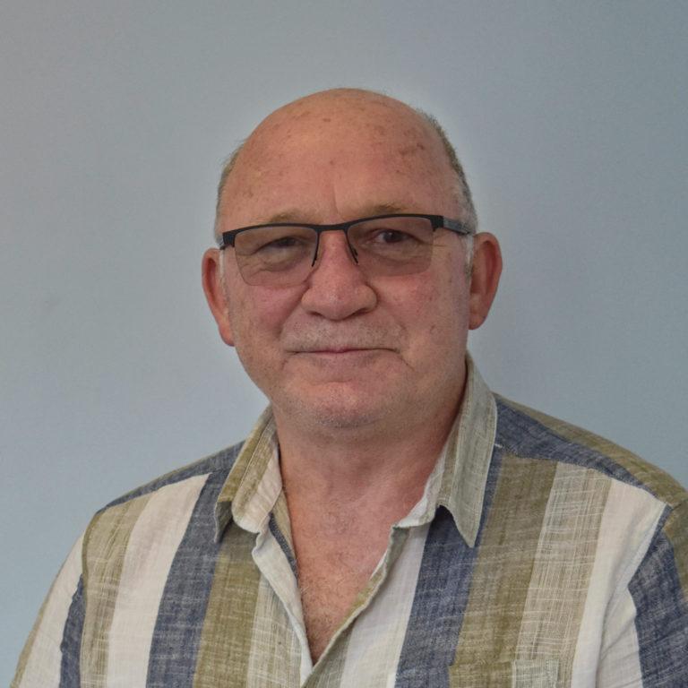 Councillor Charlie Hudson