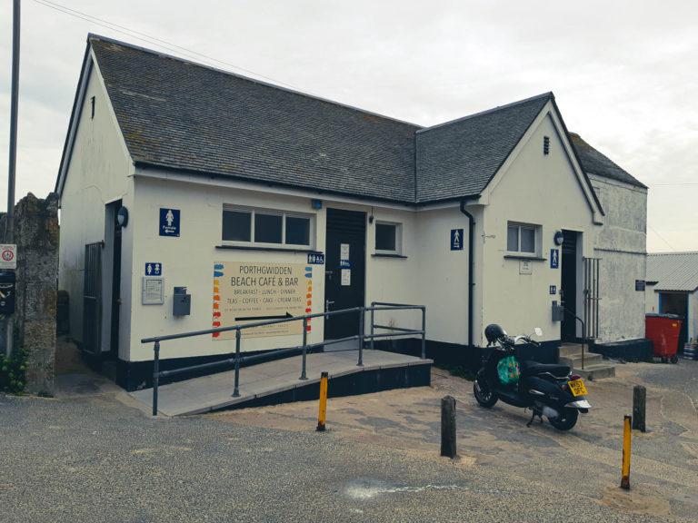 St Ives Porthgwidden Toilets