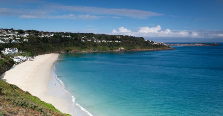 Carbis Bay Beach St Ives